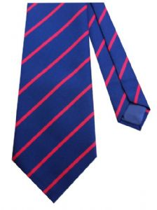 RAOC Royal Army Ordnance Regimental Military Stripe Tie (new style)